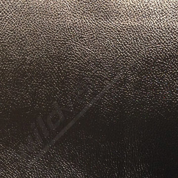 Skai - Effen blinkend zwart 14