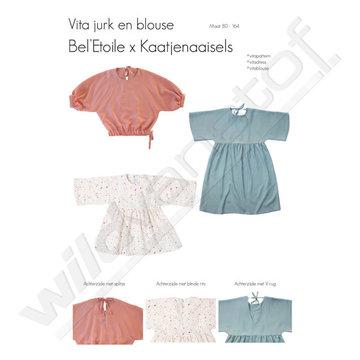 Bel'Etoile - Vita jurk en blouse