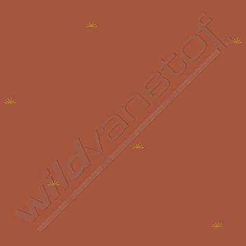 Voile Katoen - Sunset Chestnut