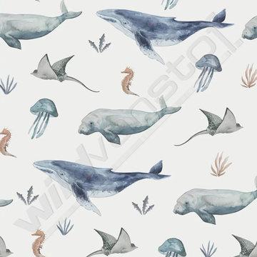 Tricot - Deep sea life