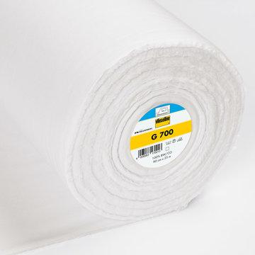 Vlieseline G700 Plakkatoen  - Wit