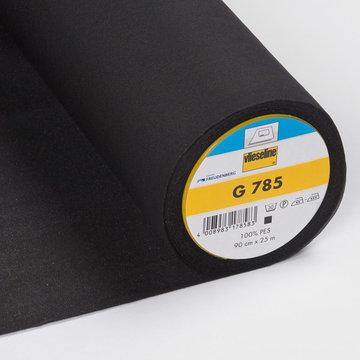 Vlieseline G785 - Zwart