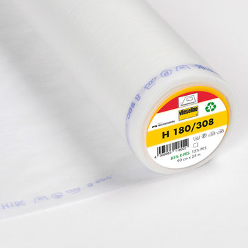 Vlieseline H180 - Wit