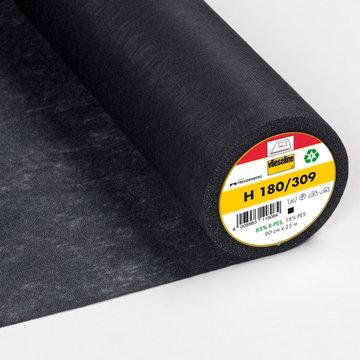 Vlieseline H180 - Zwart