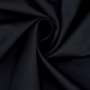 Gabardine - Zwart 803