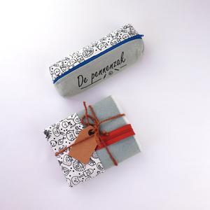 Stoffenpakket - De pennenzak