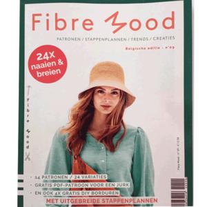 Fibre mood magazine naaien patronen