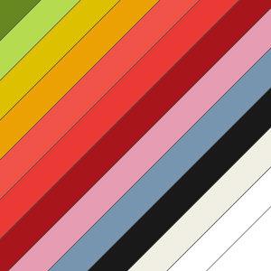 100% katoen voor mondmaskers - Meerdere kleuren