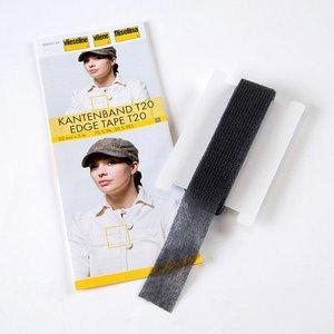 Kantenband T20 - Zwart