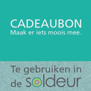 Kadobon kersenpit, De Soldeur (fysieke winkel)
