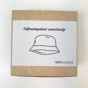Stoffenpakket - Zonnehoed