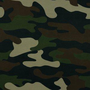 Softshell - Army groen