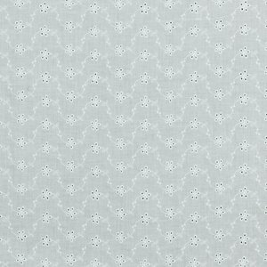 Katoen broderie - Bloemenslinger 001