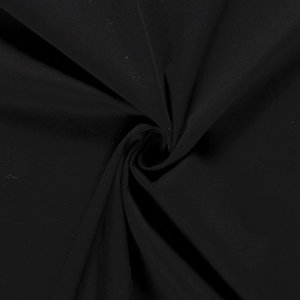 Stretchgabardine - Gust zwart