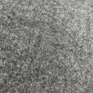 Mantelstof odette - Olifantgrijs gemeleerd