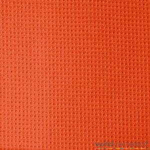 Wonderlijk Wafelstof - Oranje 36 - Wild van Stof | Stoffenwebshop | Grootste GB-92
