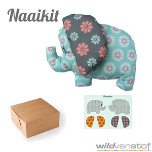 Naaikit olifant Blandine