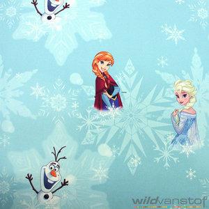 Verduistering Frozen - Wild van Stof | Stoffenwebshop | Grootste ...