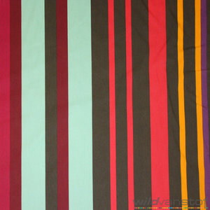 Brede kleurrijke strepen - Wild van Stof   Stoffenwebshop   Grootste ...