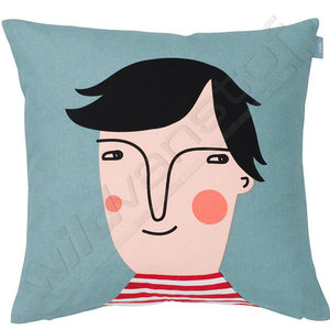 deco interieur kussen kussensloop coussin pillow cushion online stoffen kopen acheter buy wild van stof webshop fabrics tissus