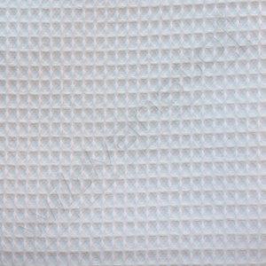 katoen gewafeld baby verzorging effen online kopen kortrijk soldeur wild van stof tissu fabric webshop west vlaanderen acheter