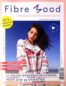 fibre mood fiber fibermood fibremood patronen naaimagazine hip trendy