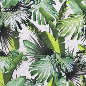 Canvas - Tropische bladeren 3