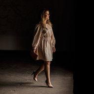 monk jurk garderobe an kuppens stoffenpakket diy