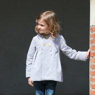 patroon pattern stoffen online kopen acheter buy straight grain moiano papieren zomerjas jas jacket