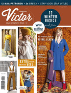 la maison victor magazine naaien patronen
